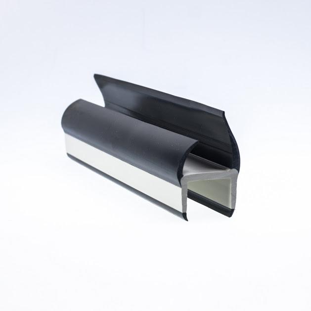 Uszczelka do drzwi grubości 20-21,5mm (dług. 2,5m) do kontenera